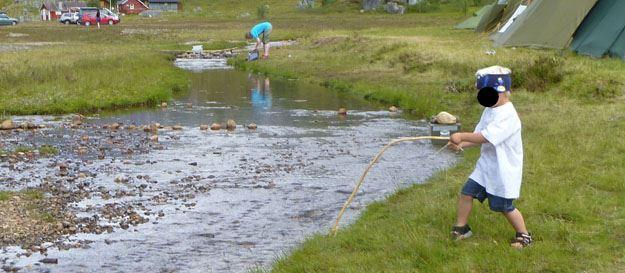 Nytt Derfor må barn leke i naturen | Norges idrettshøgskole GD-37