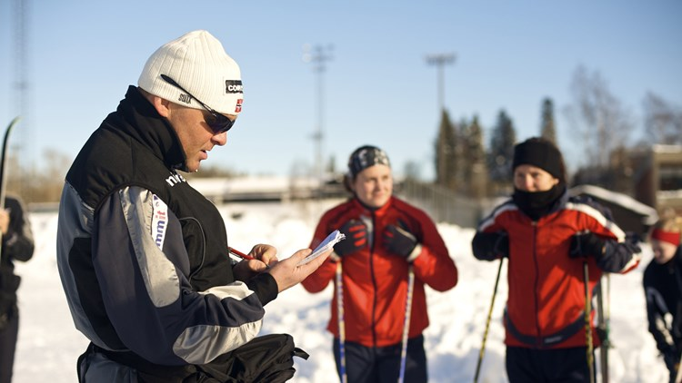 Norwegian Winter athletes